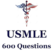 600 USMLE Questions Exam Prep