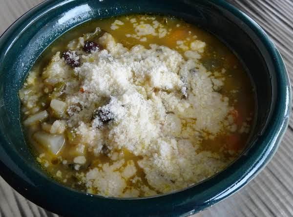 Gluten Free Vegetarian Potato,kale,rice Soup Recipe