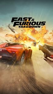 Fast & Furious Takedown MOD (Unlimited Nitro) 6