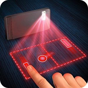 Hologram Game. Simulator for PC and MAC