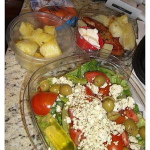Olive Salad Dressing