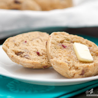 Caramelized Onion Rosemary Biscuits