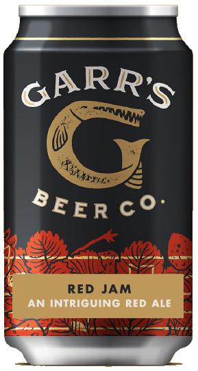 Logo of Garr's Red Jam