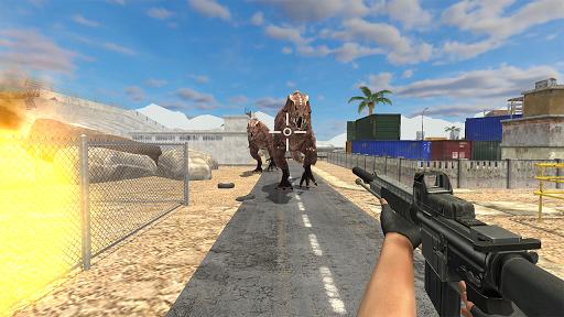 Dinosaur Shooting Simulator screenshots 7