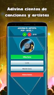 Adivina la canción – concurso de música juego 3