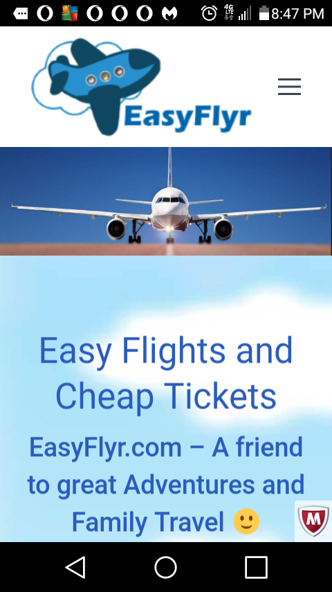 Cheap Flights- screenshot