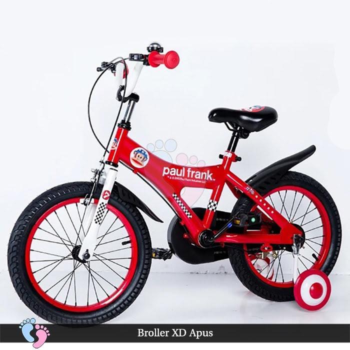 Xe đạp cho bé Broller XD Apus 5