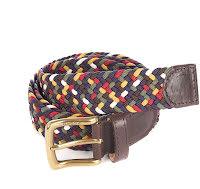 Barbour Tartan Stretch Belt