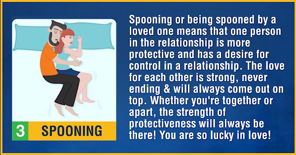 What Does Your Cuddling Style Say About Your Relationship