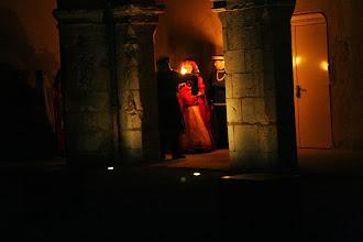Photo: Allumage des flambeaux