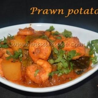 Prawn Potato gravy