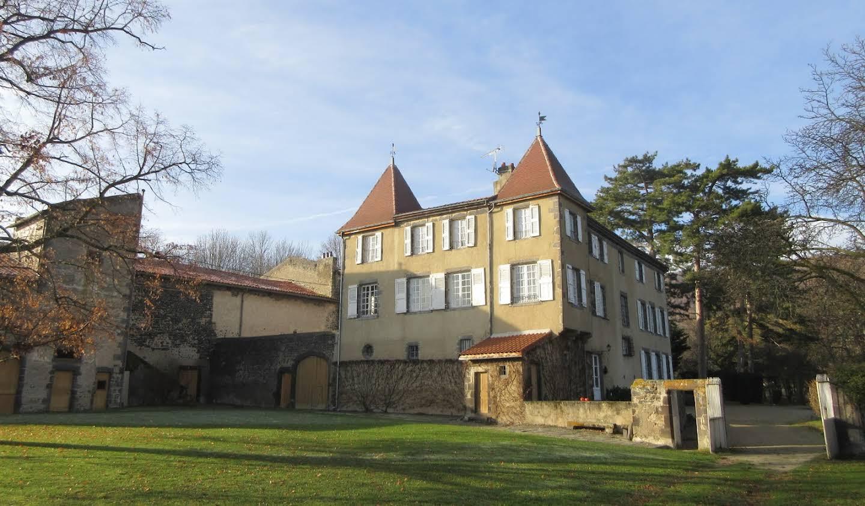 Castle Riom