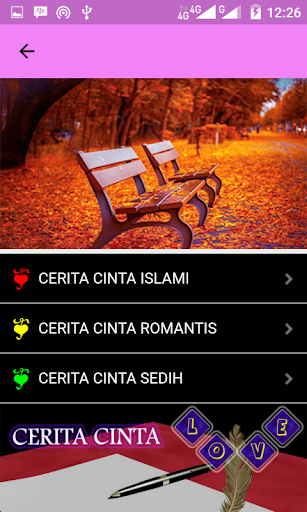 Download Kumpulan Cerpen Cinta Terbaru Google Play Softwares