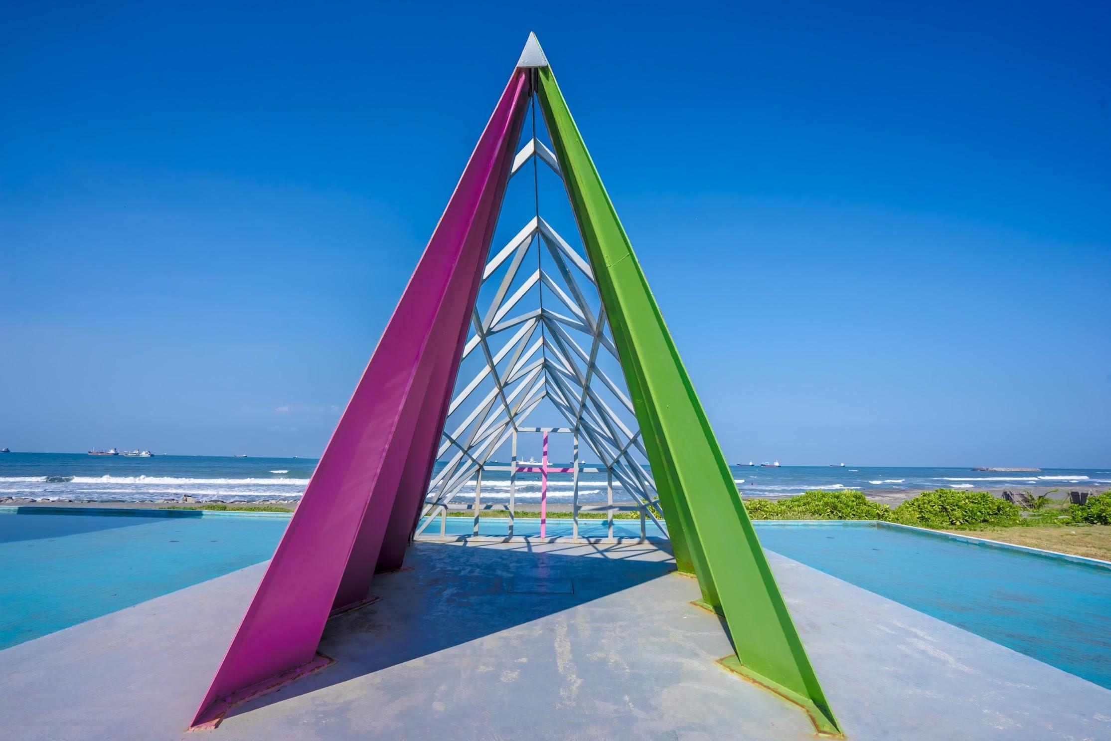 Kaohsiung Cijin Seashore Park2