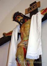 Photo: Cristo Artículado, siglo XVII. Cea (León)