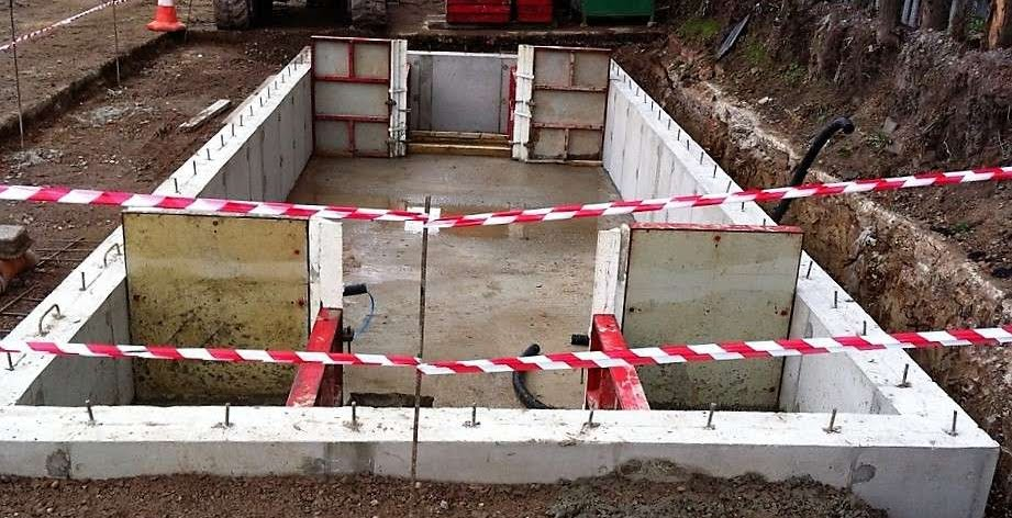weighbridge pit construction milton keynes