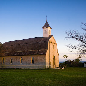 by Daniel Olsen - Buildings & Architecture Places of Worship ( church, scenic, hawaii )