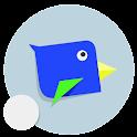 Chirping Bird - Best Bird Game icon