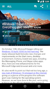 Windows Central — The app!- screenshot thumbnail