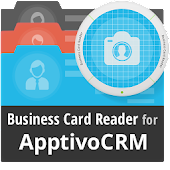 Free Business Card Reader for Apptivo CRM