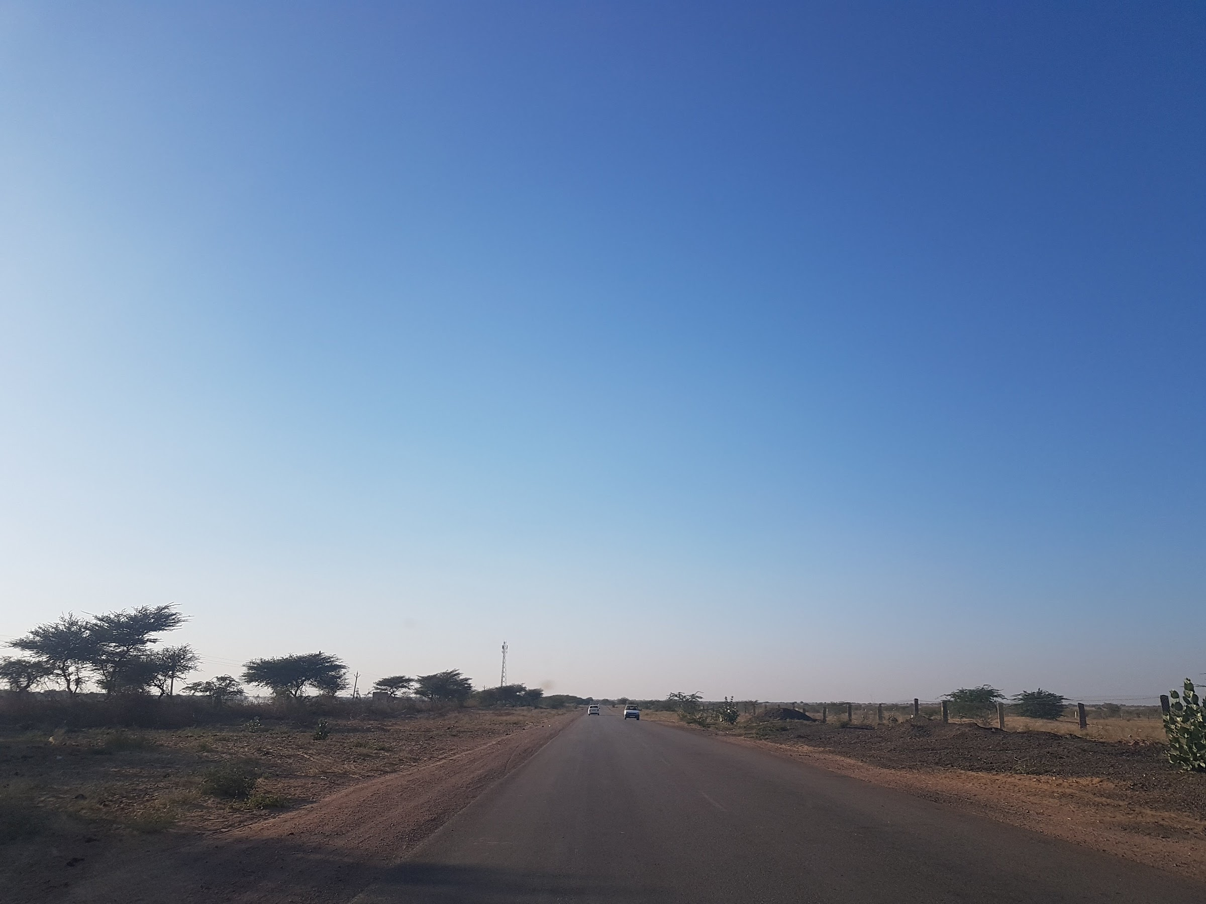 Jaisalmer to Ramdevra Road