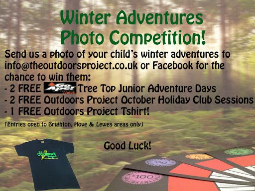 Winter Adventures Photo Competition!