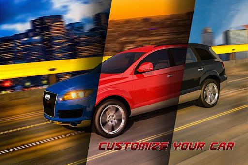Prado luxury Car Parking Games 2.0 screenshots 6