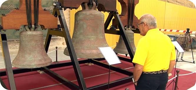 Vuelven a repicar las campanas de Santa María