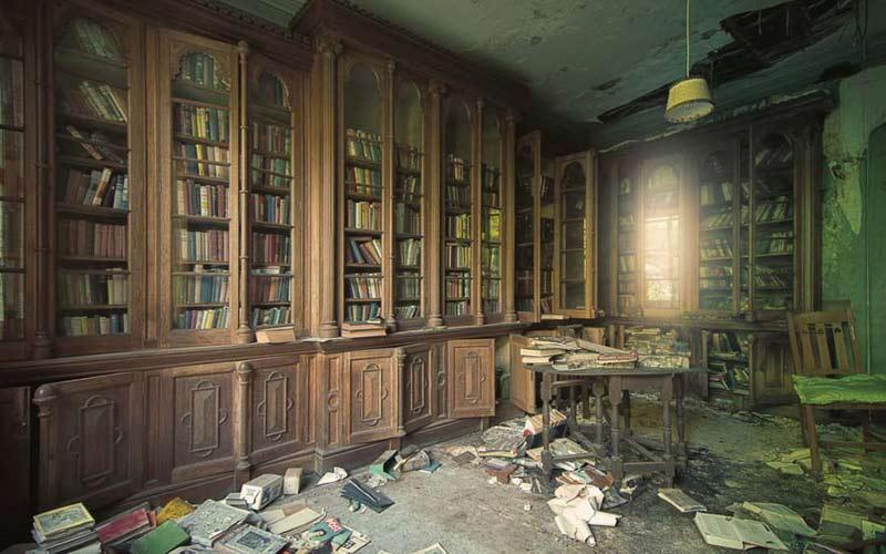 Abandoned Places Puzzle Android Apps On Google Play
