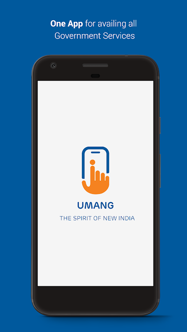 UMANG - One app for availing various government services