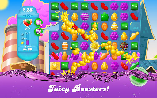 Candy Crush Soda Saga screenshot 14