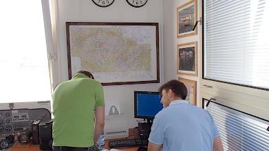 Photo: Kontrola dokladů a dokumentace