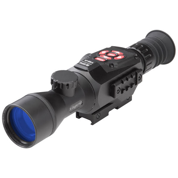 ATN X-Sight II HD 3-14x50 Smart day/night scope