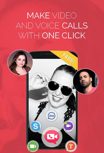 玩免費通訊APP|下載Video Call app不用錢|硬是要APP