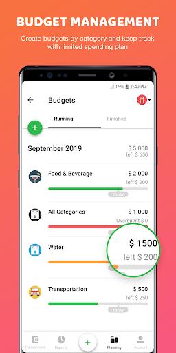 Money Lover: Expense Manager & Budget Tracker 4.2.2.2020100704 Screenshots 5