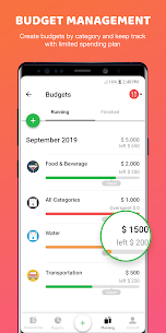 Money Lover Expense Manager Budget Tracker v4.1.21 Pro APK 5