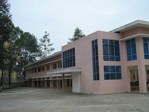 Photo: Trường cũ còn đây, bạn hữu đâu rồi?!