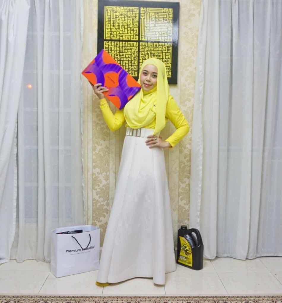 Therapants Legging Umrah Premium Beautiful Damansara PJ Harga Therapants Thera pant theravest Murah 2020