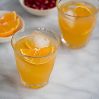Clementine Bourbon Cocktail