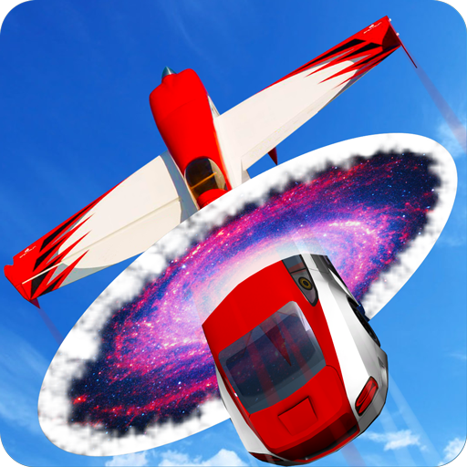 Transform Race City: ATV, Cars, Aircraft & Boats