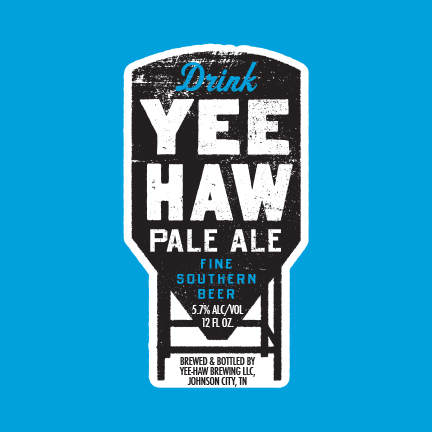 Logo of Yee-Haw Pale Ale
