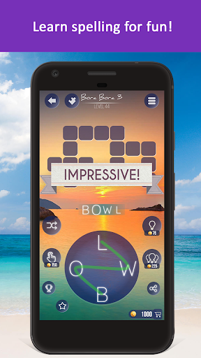 Word Beach: Fun Relaxing Word Search Puzzle Games screenshots 3