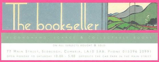 Photo: Bookseller