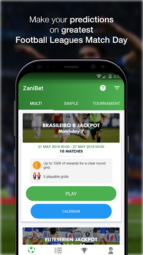 ZaniBet : Football Prognosis 1.5.5.4 screenshots 1