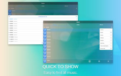 Music Player - Audio Player- screenshot thumbnail