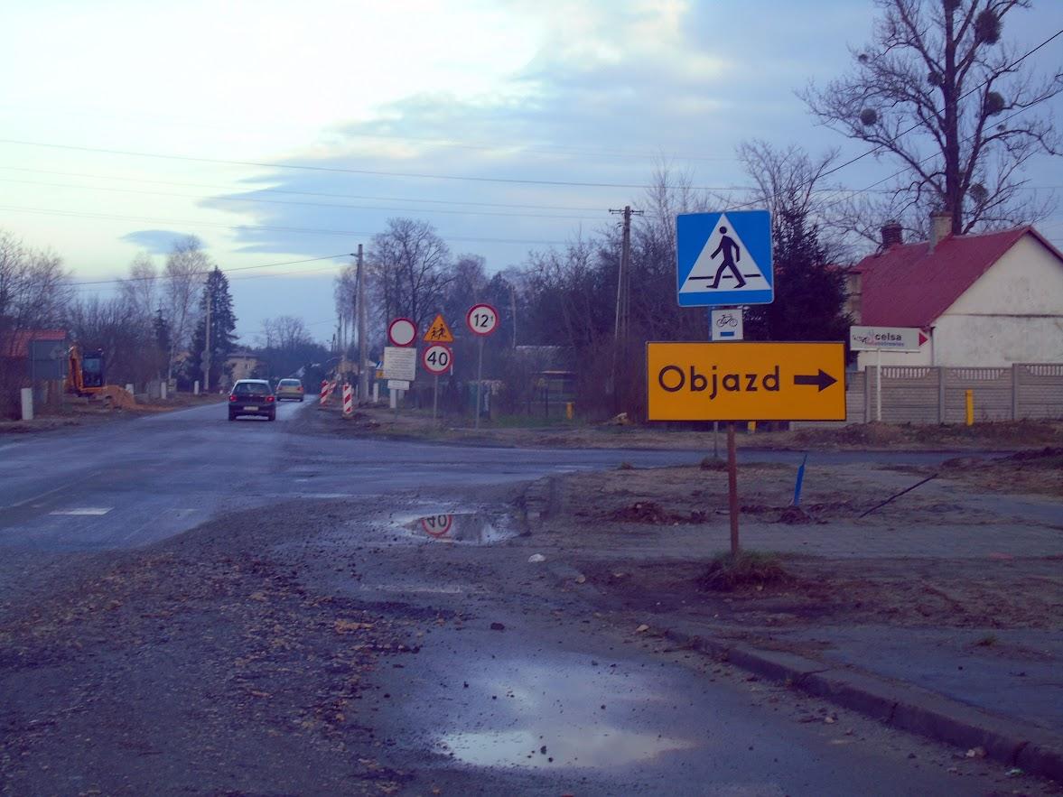 Ulica Bałtowska - Ostrowiec Świętokrzyski