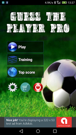 Soccer Players Quiz 2017 PRO 1.12 screenshots 1