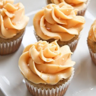 Salted Caramel Buttercream Icing