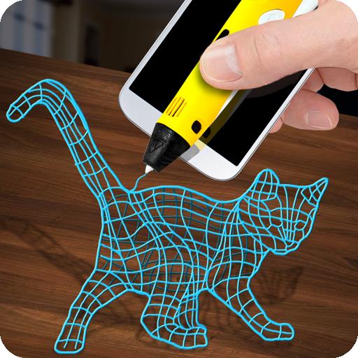 3D Pen Cat Simulator