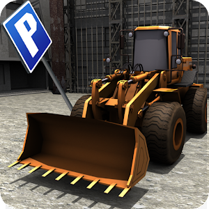 Construction Loader Simulator for PC and MAC